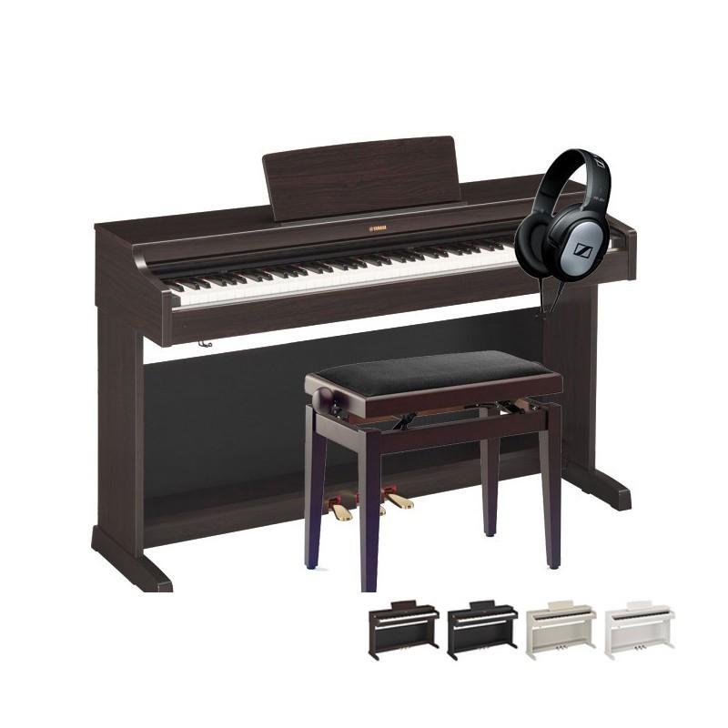 piano num rique yamaha ydp163 fourni avec ses accessoires. Black Bedroom Furniture Sets. Home Design Ideas