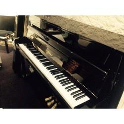 Piano d'occasion - Yamaha B2 silent noir verni