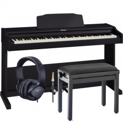 PB39 Bois de rose (RW) - Banquette piano.