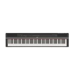 YAMAHA P125 BK - Piano numérique portable