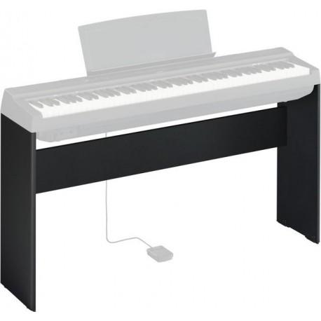 pied pour piano num rique yamaha p125 couleur noir l125b ou blanc l125wh. Black Bedroom Furniture Sets. Home Design Ideas