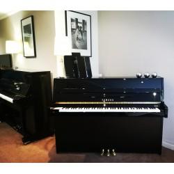 Piano d'occasion Yamaha B1 noir verni