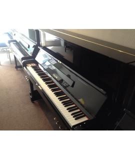 Piano droit d'occasion Sojin RS-21 noir verni