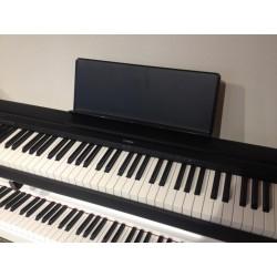 Yamaha P45 - Piano numerique portable