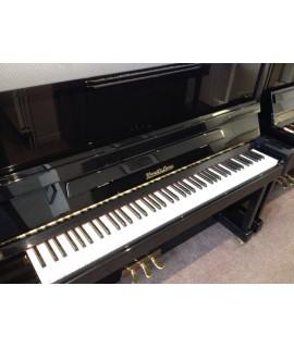 piano d'occasion Wendl&lung HL122 noir verni