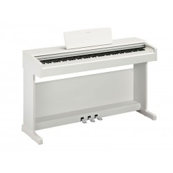 YDP-144 WH (blanc satiné) - Piano numérique Yamaha