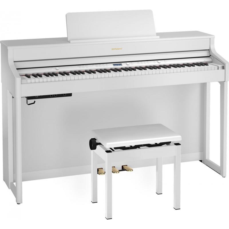 piano roland hp702 nouveau piano num rique roland hp s rie 7. Black Bedroom Furniture Sets. Home Design Ideas