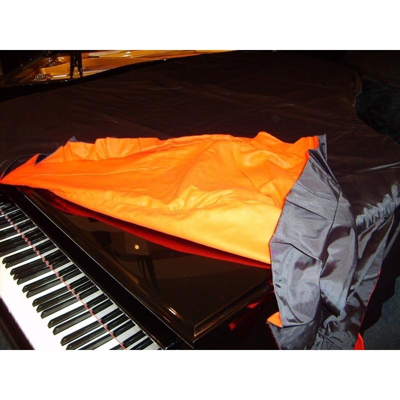 housse pour piano 1 2 queue marque yamaha mod le adapt pour le c6 et s6 de la marque. Black Bedroom Furniture Sets. Home Design Ideas
