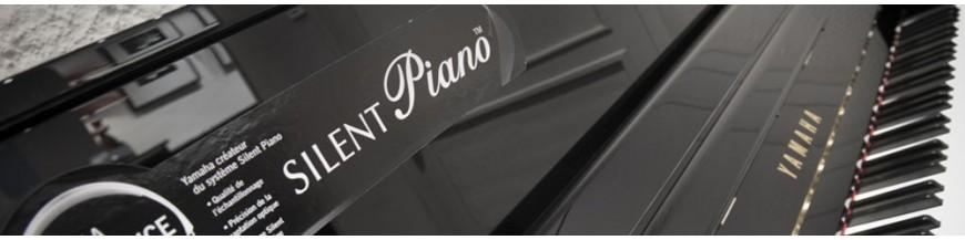 Piano silencieux