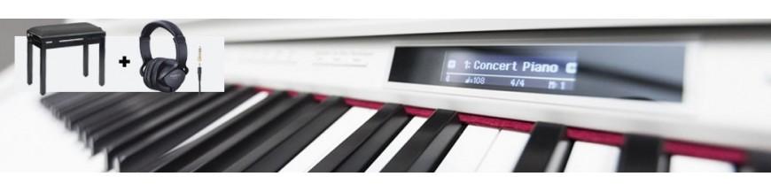 Ensembles piano et accessoires piano numérique