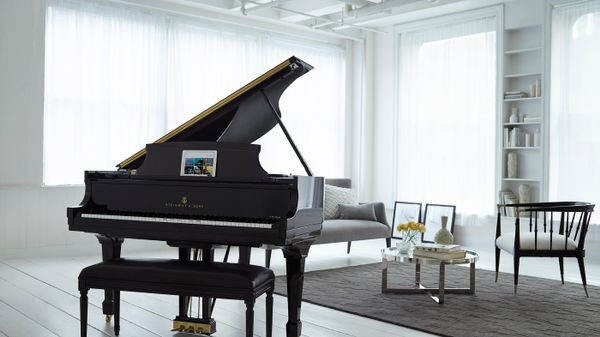 Steinway & sons piano lille