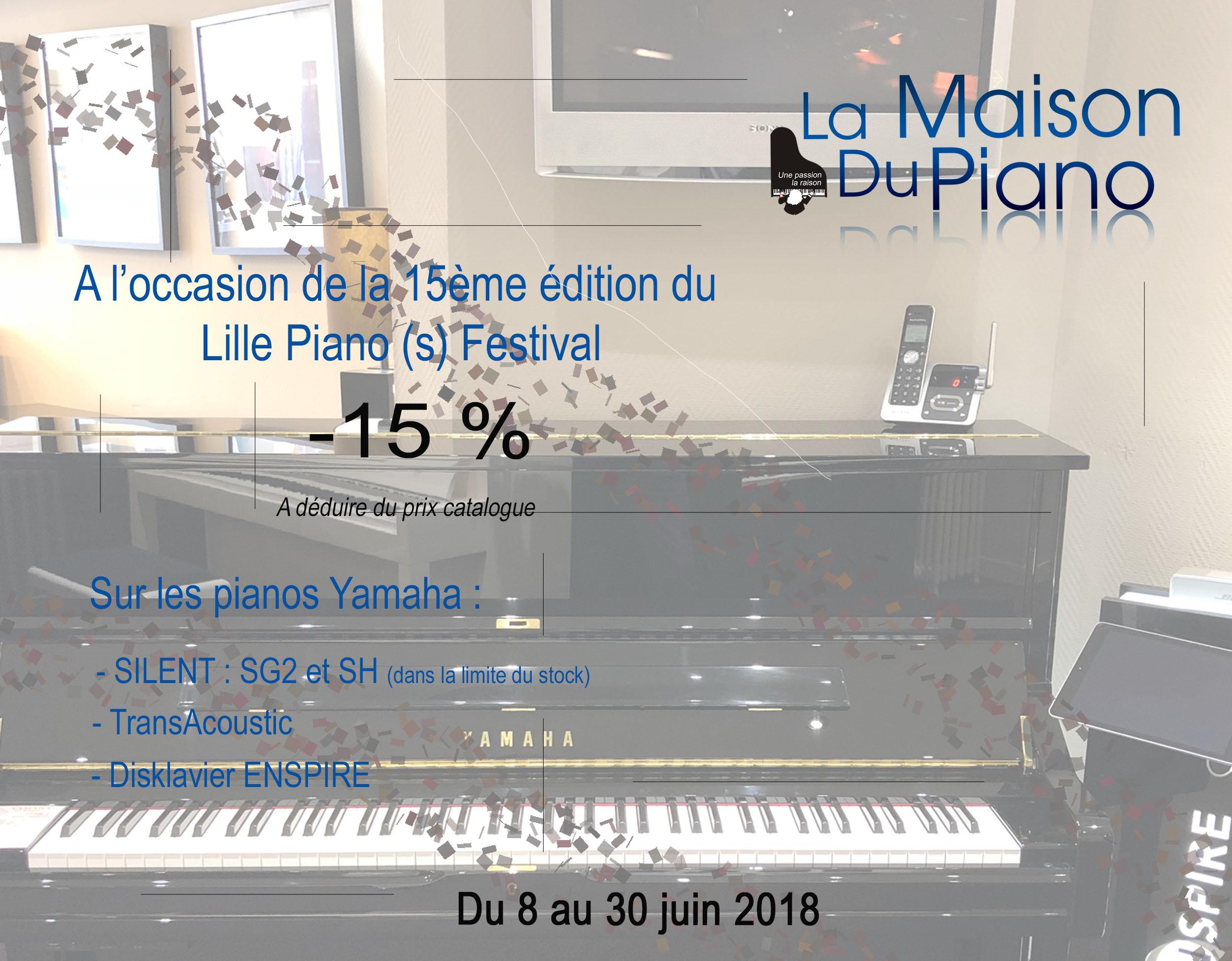 Lille piano festival 2018